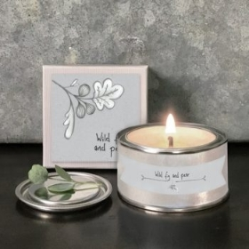 East of India Wild Fig & Pear Candle