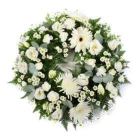 Funeral Wreath Small