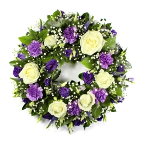 Funeral Wreath medium